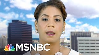 Can Pamela Keith Flip Florida's 18th Congressional District For Dems? | AM Joy | MSNBC