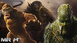 Godzilla V Kong DELAYED For Reshoots? Swamp Thing & E3 Reveals - The Wrap Up