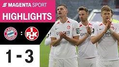 FC Bayern München II - 1. FC Kaiserslautern | Spieltag 19, 19/20 | MAGENTA SPORT