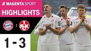 FC Bayern München II - 1. FC Kaiserslautern   Spieltag 19, 19/20   MAGENTA SPORT