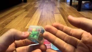 обзор моих первых наборов для плетения браслетов