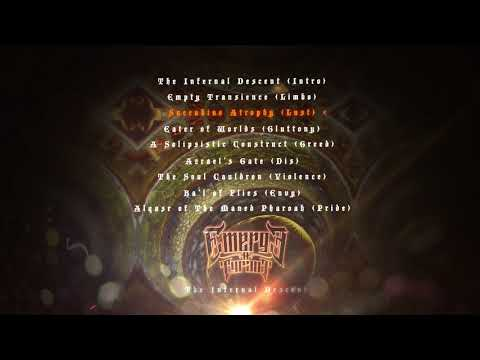 EMERGE A TYRANT - The Infernal Descent (FULL ALBUM STREAM)