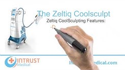 Used Zeltiq Coolsculpting Machine For Sale- INTRUST Medical