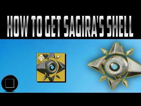 Destiny 2 - How To Get Sagira's Shell