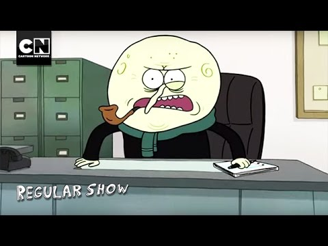 Maellard's Ultimatum I Regular Show I Cartoon Network
