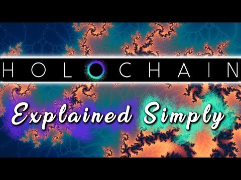 Holochain explained simply (vs blockchain)