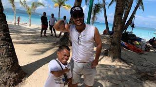 قابلت اصغر رجل في العالم ودخلت في اعماق البحر !