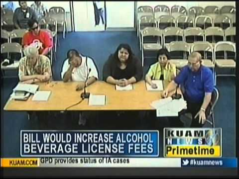 Responsible Alcoholic Beverage Control Act Testimony Varies