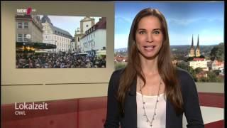 Kristina Sterz | Lokalzeit OWL | 30.07.2015