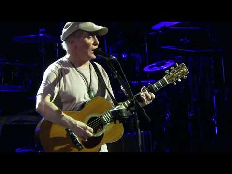 Paul Simon - The Sound of Silence LIVE - June 2, 2017 - Atlanta Chastain Park Amphitheater