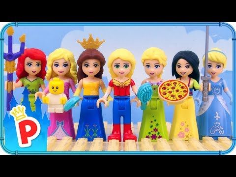 Play Doh Disney Princess Couples Moana, Elsa, Anna, Ladybug, Maleficent Inspired Costumes from YouTube · Duration:  23 minutes 2 seconds