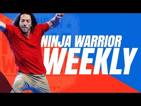 Isaac Caldiero Runs Again - American Ninja Warrior Weekly: Indianapolis Qualifiers