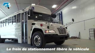 Test de freins hydrauliques