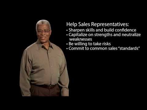 Sales Coaching Tips Part 1