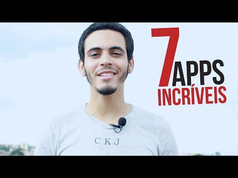7 Aplicativos Incríveis para Android
