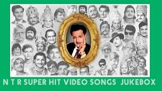 NTR Super Hit Songs Video Jukebox - Birthday Special