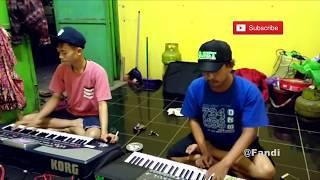 Duet romantis sampai nangis Latihan dangdut Keyboard terbaru