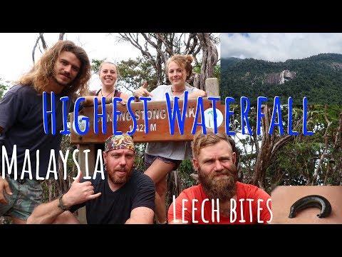 Highest Waterfall in SE Asia | Jelawang