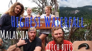 Highest Waterfall in SE Asia | Jelawang