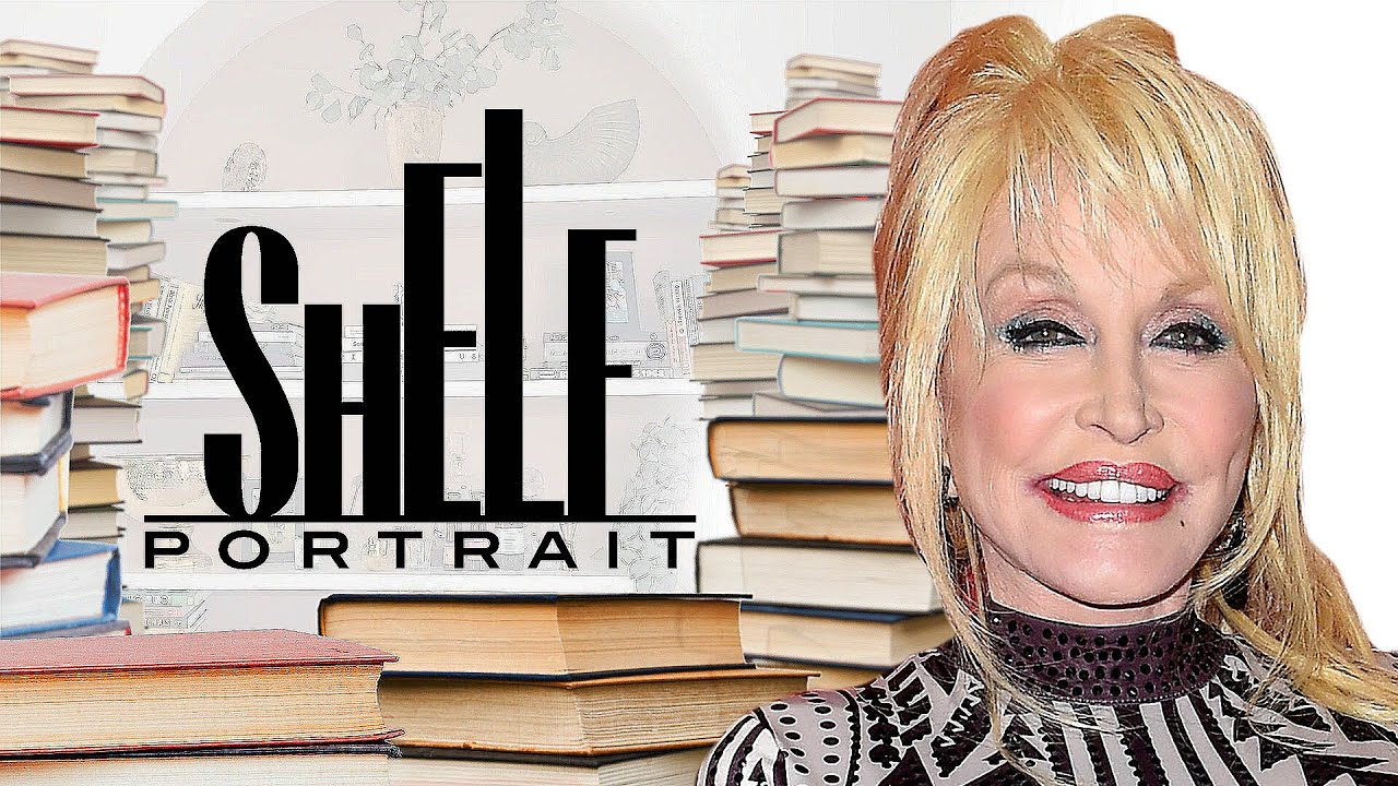 Dolly Parton's Bookshelf Tour: See the Music Legend's Favorite Reads | Shelf Portrait | Marie Claire