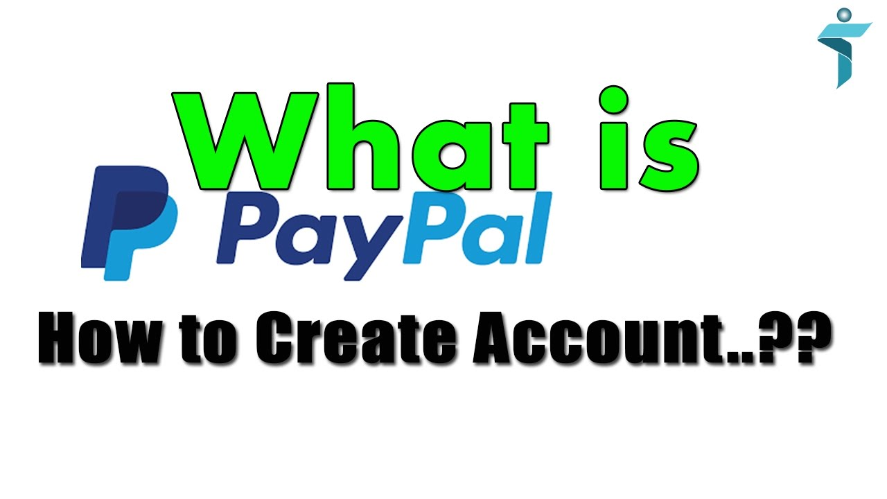 how to create paypal test account