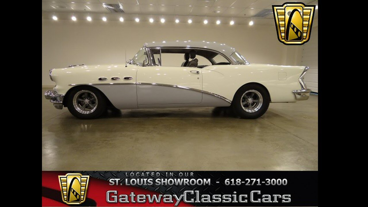 1956 buick special gateway classic cars in st louis mo youtube. Black Bedroom Furniture Sets. Home Design Ideas