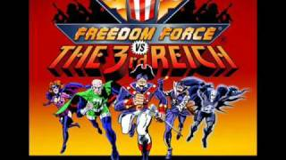 Freedom Force Vs the Third Reich Title Menu Music