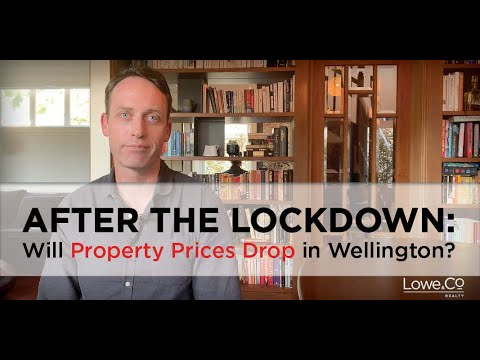 AFTER THE LOCKDOWN: Will Property Prices Drop In Wellington?