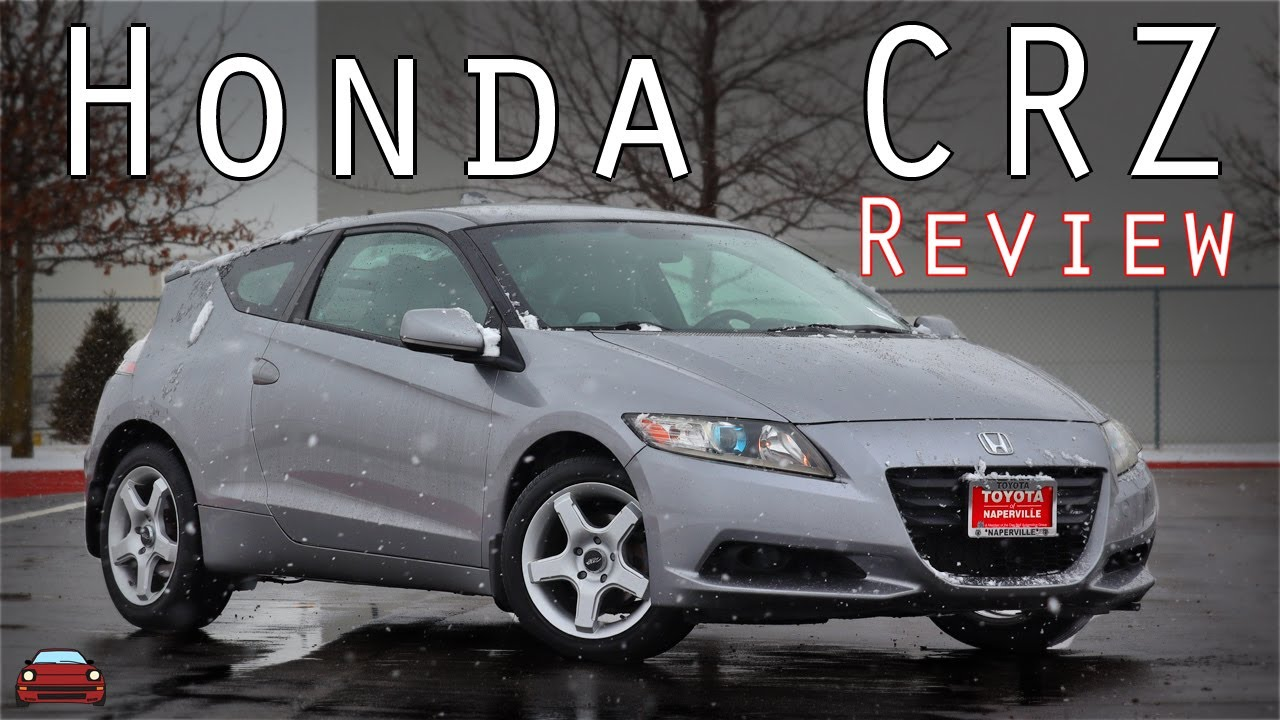 2011 honda crz review a hybrid with a manual youtube 2011 honda crz review a hybrid with a manual