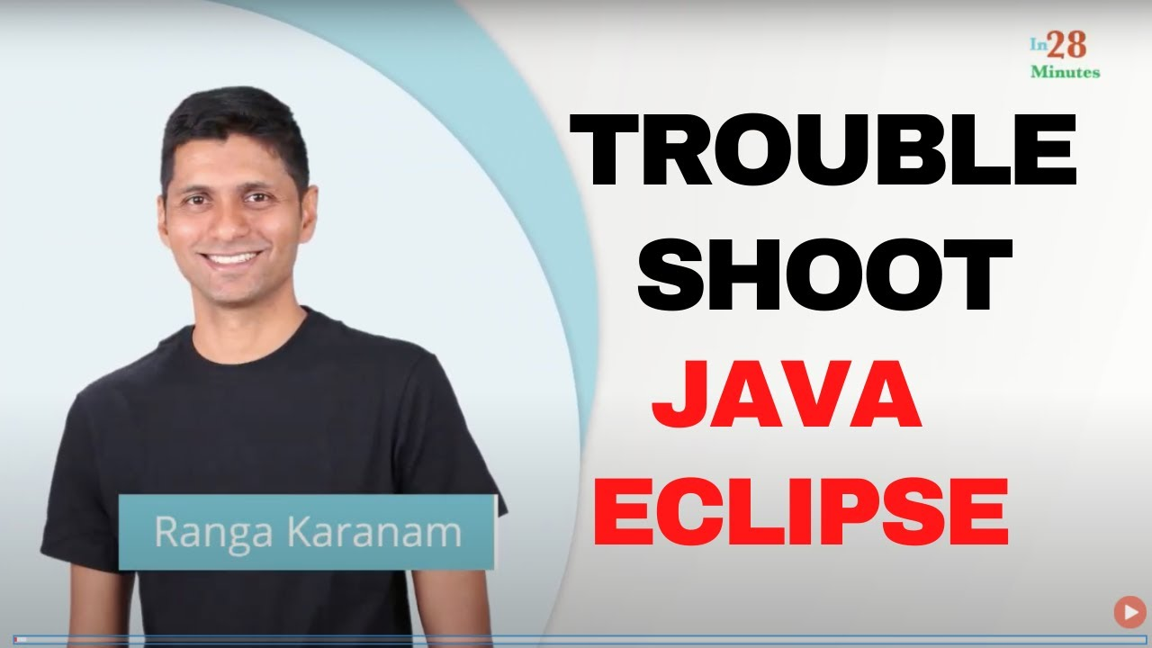 Troubleshooting Eclipse - Configuring Java JDK