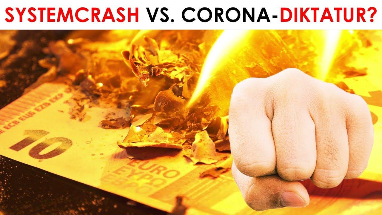 Systemcrash oder Corona-Diktatur? Wie die Regierungen gegen uns Bürger vorgehen! Merkel, Macron …