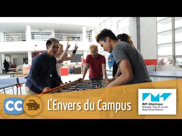 Découvrez l'Envers du Campus IMT Atlantique