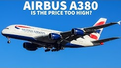 Is the A380s Price too High?