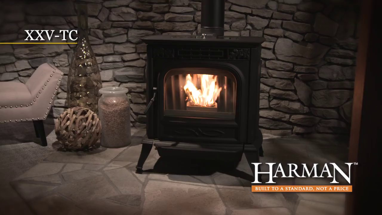 XXV-TC Pellet Stoves | Harman Stoves