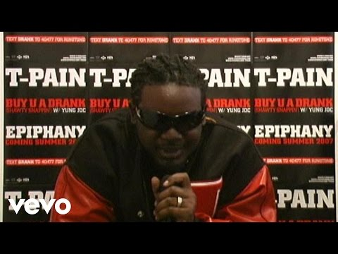 T-Pain - An Interview With T-Pain ft. Yung Joc