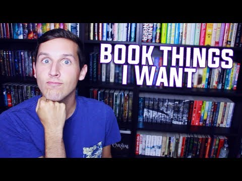BOOK THINGS I WANT