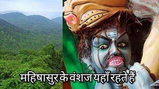 यहाँ रहते हैं महिषासुर के वंशज   Indigenous People Of Chhattisgarh  The Voices.in