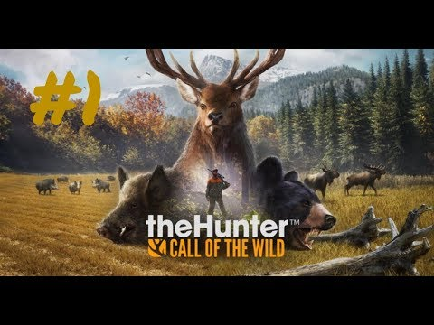 [Episode 1] TheHunter: Call of the Wild PS4 Gameplay [1 Hour of Hunting Action]