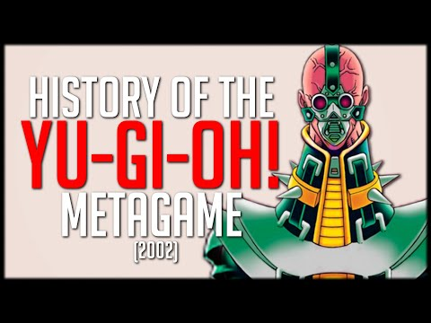 History of the Yu-Gi-Oh Meta (2002 Preview)