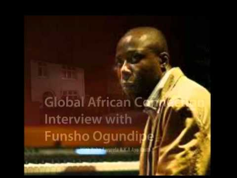 Global African Connection Interview with Funsho Ogundipe Part 1