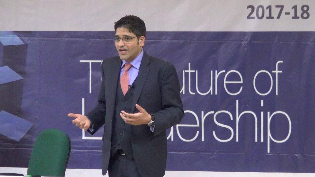 XLRI Leadership Series 2018- Mr  Raoul Bajaj, CEO, Trafigura India - Part  II of III