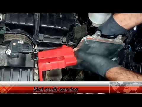Code U0122-00(126-4). Fault Finding And Repair - Ecu Repair