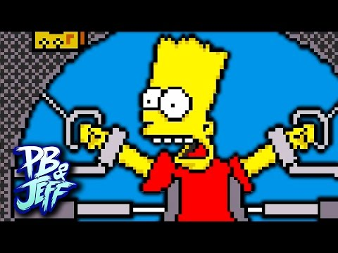 WHAT A GAME! - Virtual Bart (Part 1 of 2)