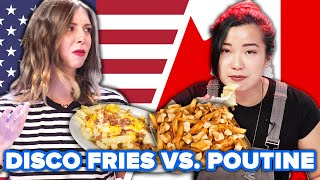 Canada Vs. USA: Who Has The Best Fries?