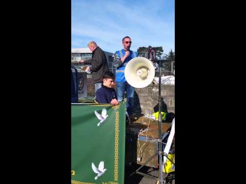 Mick McDermott Cavan Says No To Water Charges