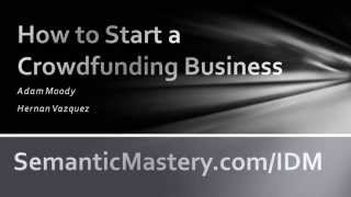 How To Start A Crowdfunding Business