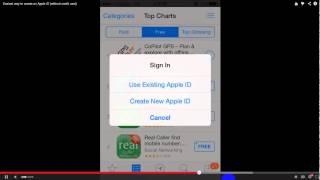 So erstellen Sie eine Apple-ID im iphone
