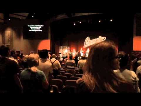 Vineyard Church Worship. Urbana, Illinois. 4.1.12.