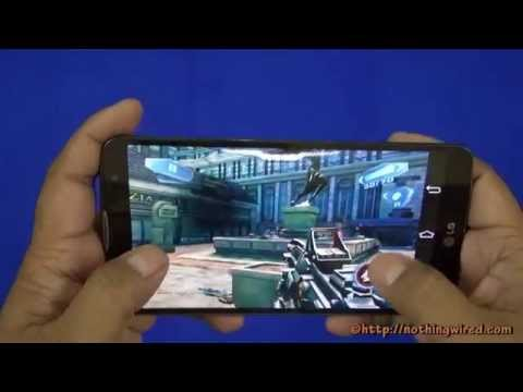 LG G Pro 2 Review: Gameplay