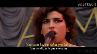 Baixar Amy Winehouse - Back To Black (Sub Español + Lyrics)